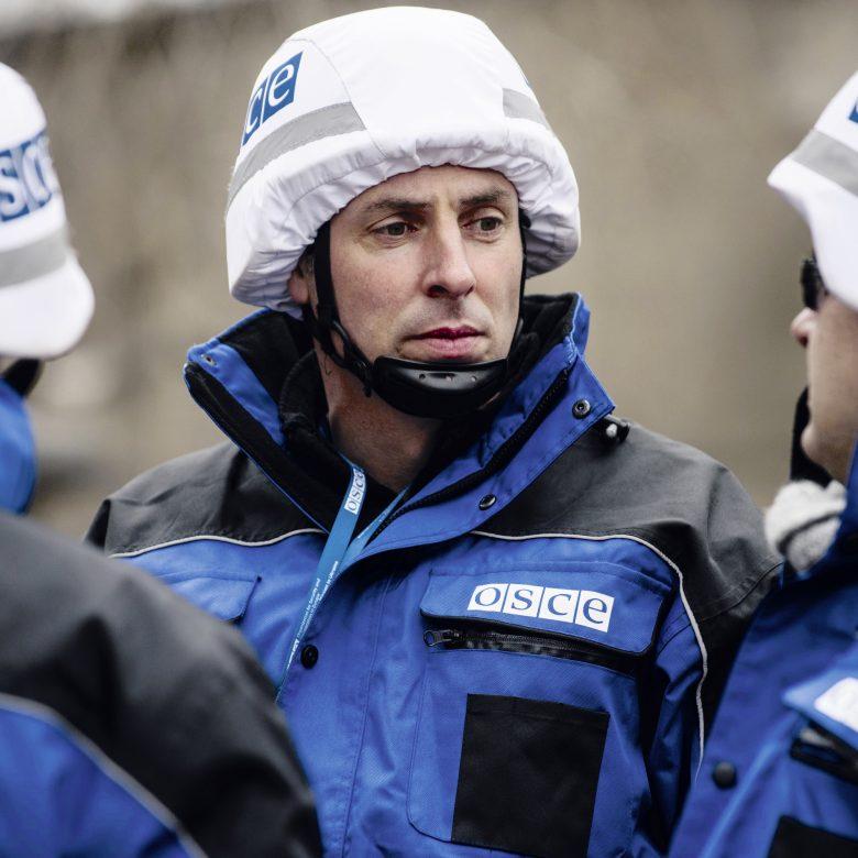 Ukraine-Konflikt: Ohne die OSZE geht es nicht