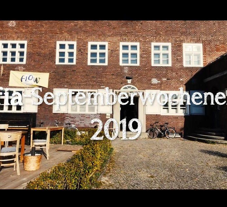 Das war das nefia-Septemberwochenende 2019