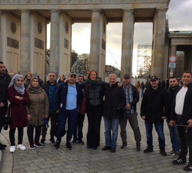 Wie bist du nach Deutschland gekommen? Der Sprachkurs A2.2 in Berlin